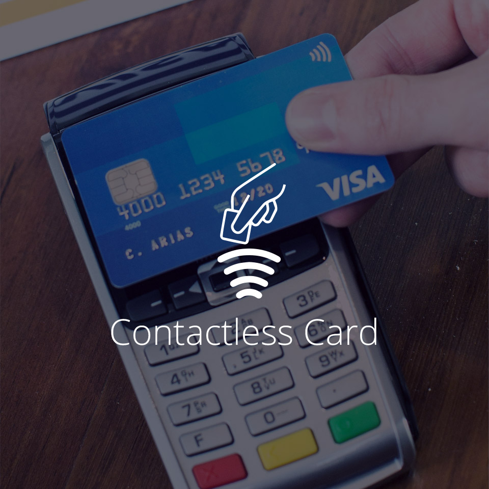 VISA | Contactless Cards